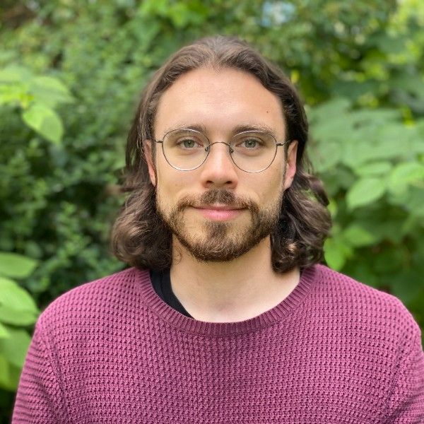 Photo of Christopher Brown, MSc
